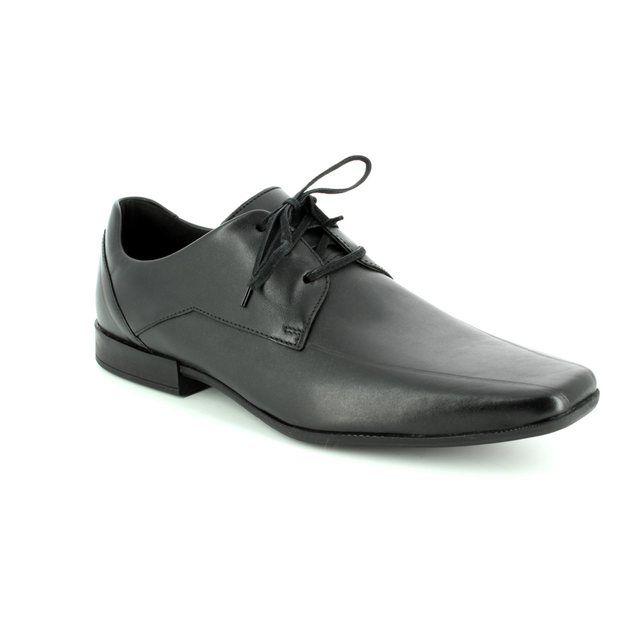Clarks Formal Shoes - Black - 2717/07G GLEMENT OVER