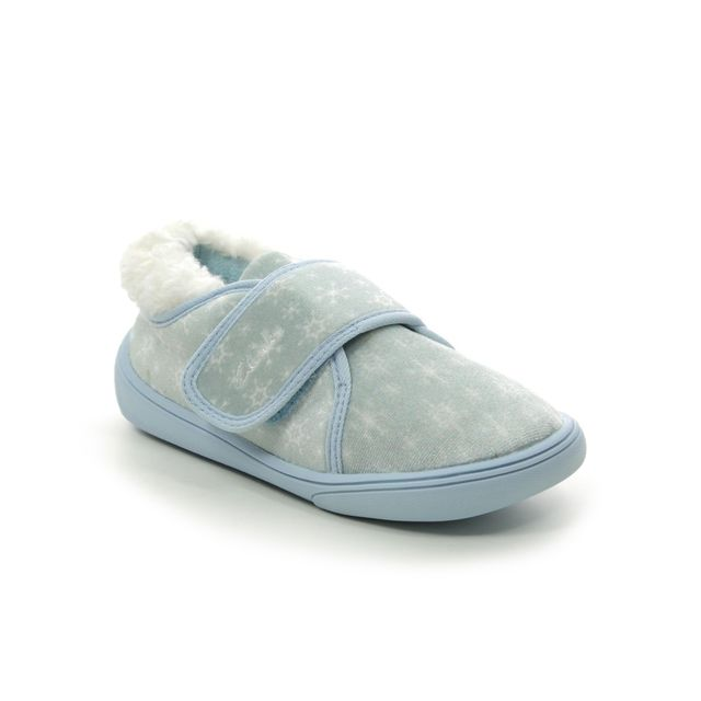 Clarks Slippers - Pale blue - 526327G HOLMLY ICE K
