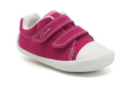 Clarks First Shoes - Pink - 4290/87G KIRSTY