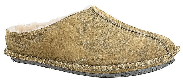 Clarks Kite Nordic G Fit Brown suede or snake mules