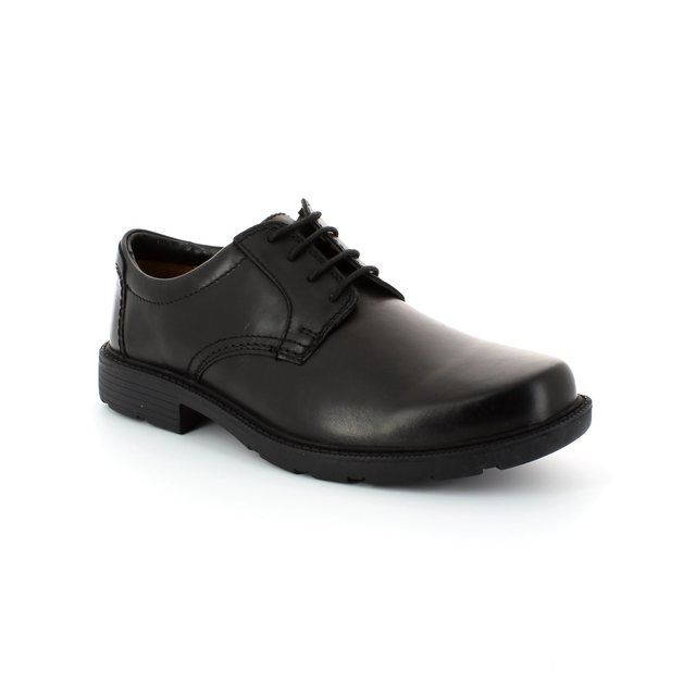 Clarks Casual Shoes - Black - 5812/27G LAIR WATCH