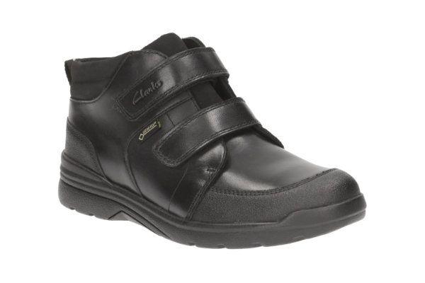 Clarks Boots - Black - 1894/66F OBIETOPGTX JNR