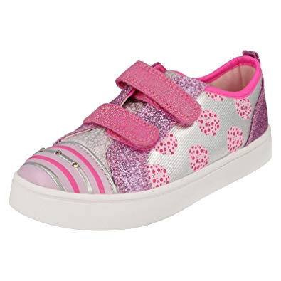 06be01b8b35e0e Clarks - Pattie Jo Inf 261155506f - F Fit (pink)