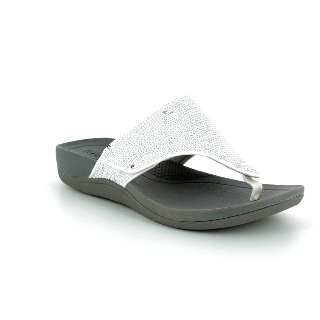Clarks Sandals - White - 3354/24D PICAL LIPSON