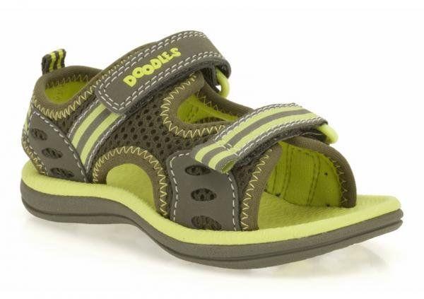 Clarks Sandals - Green - 5798/86F PIRANHA BOY