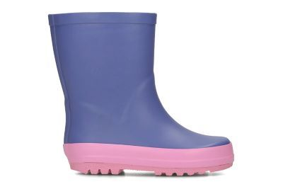 Clarks Wellies - Pink multi - 3044/56F PUDDLE PLAY INF