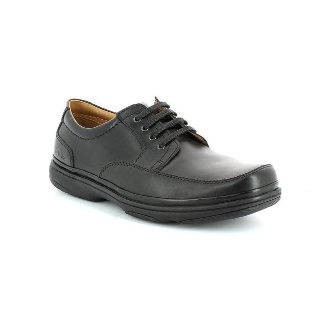 Clarks Casual Shoes - Black - 3916/78H SWIFT MILE