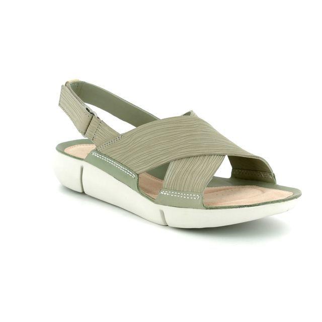 Clarks Sandals - Green - 3127/84D TRI CHLOE