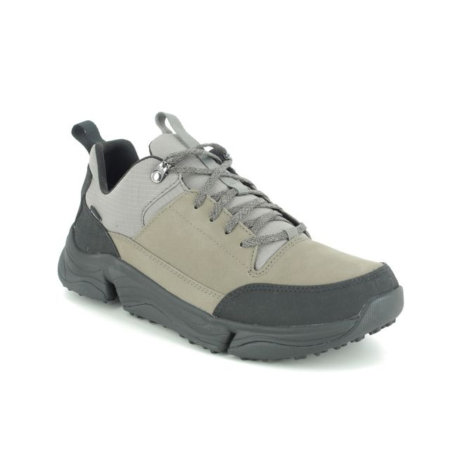 Clarks Casual Shoes - Taupe multi - 483667G TRI PATH WALK
