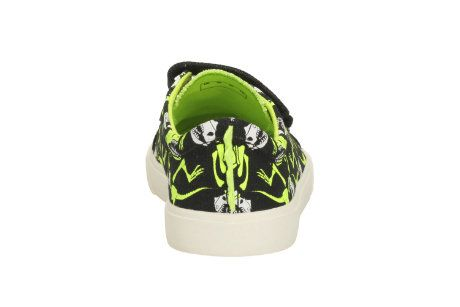 Clarks Tricer Roar G Fit Black multi trainers