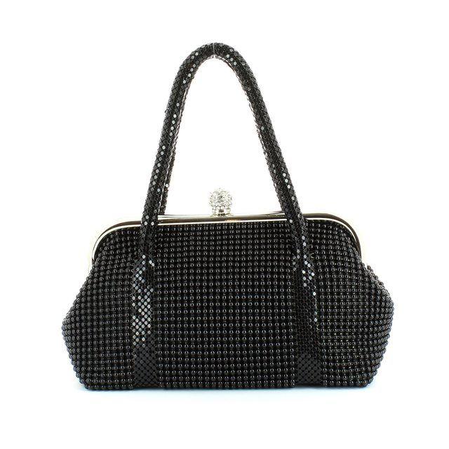 Claudia Canova 8987-23 Black matching handbag