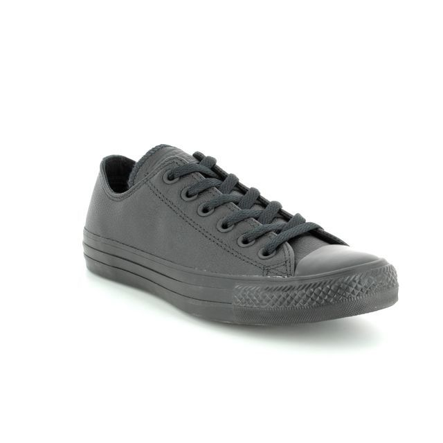 Converse Trainers - Black - 135253C Chuck Taylor All Star OX MONO