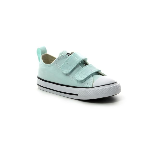 Converse Trainers - Mint green - 763558C ALL STAR 2V VELCRO