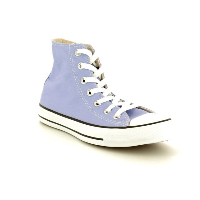 Converse Trainers - Violet blue - ALL STAR OX HI TOP 160455C