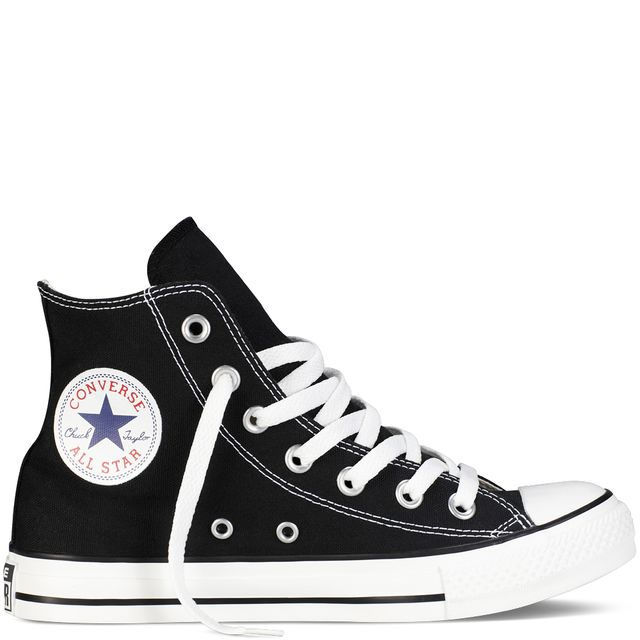 Converse Trainers - Black - All Star Hi Top M9160C
