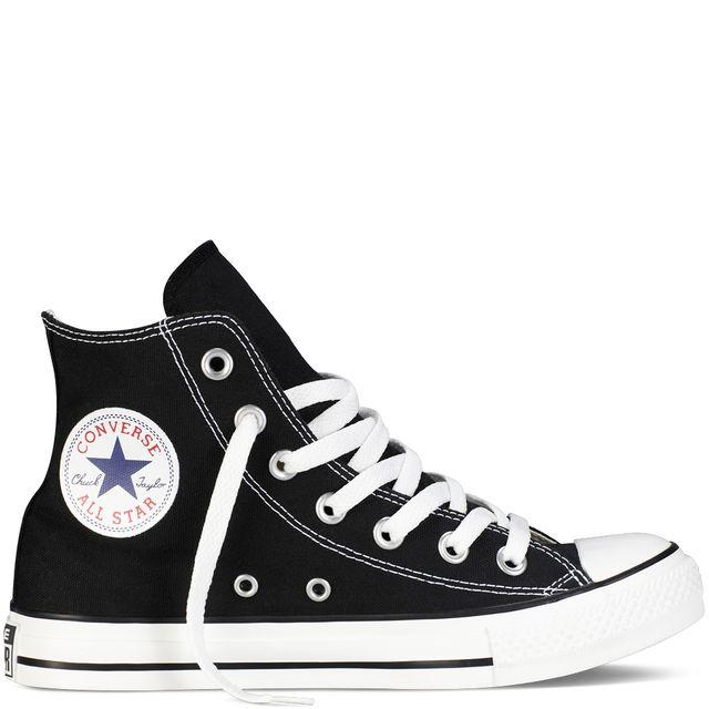Converse Trainers - Black - All Star Hi Top M9160C