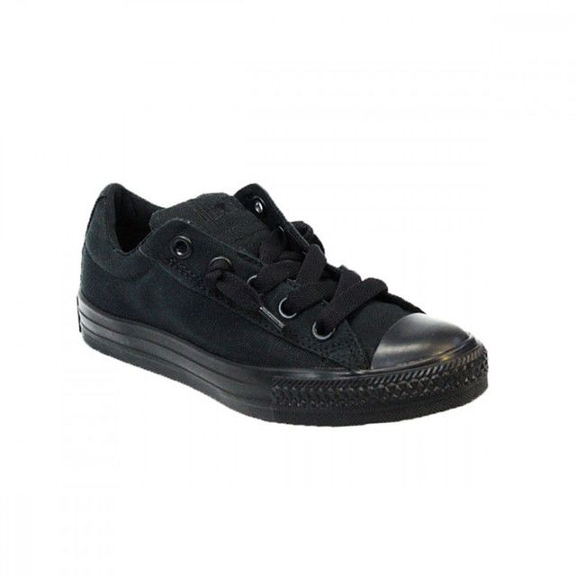 Converse Trainers - Black - 626089C ALLSTAR OX YOUTH