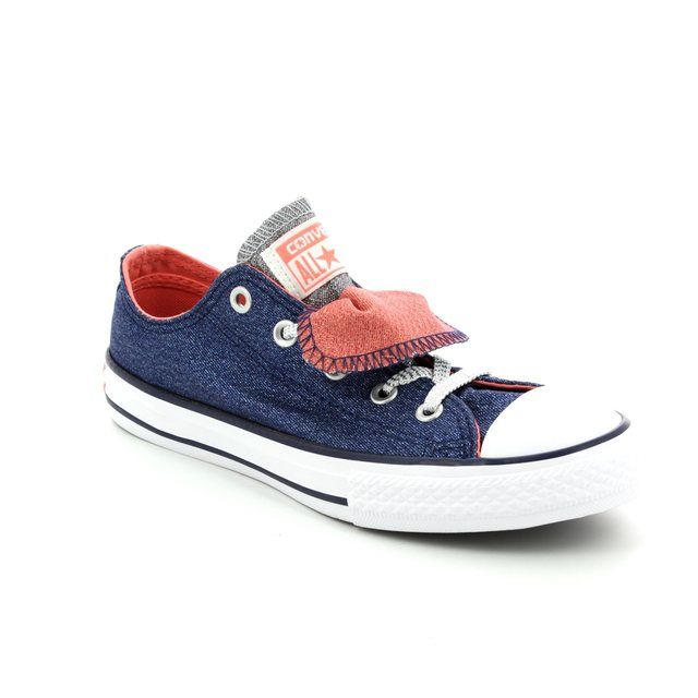 658112C Chuck Taylor All Star Double Tongue OX