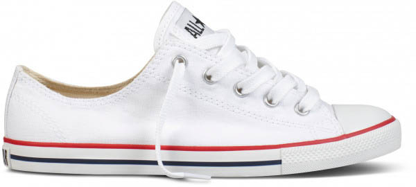 d6b37cd5986 Converse - Dainty Ox 537204c-011 (white Red And Blue)