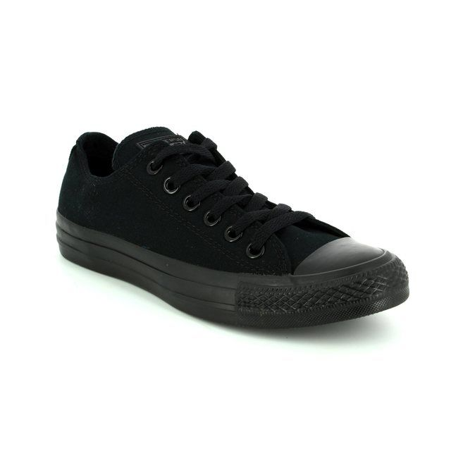 Converse Trainers - Black - M5039C All Star OX Mono
