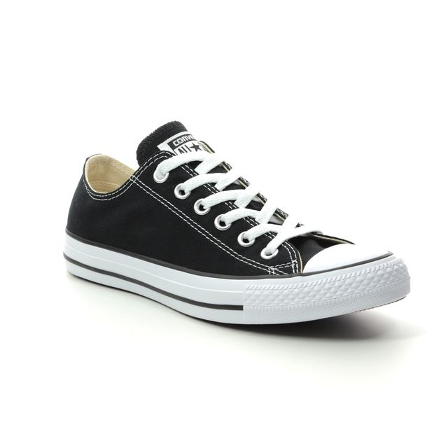 Converse Trainers - Black - M9166C All Star OX Classic