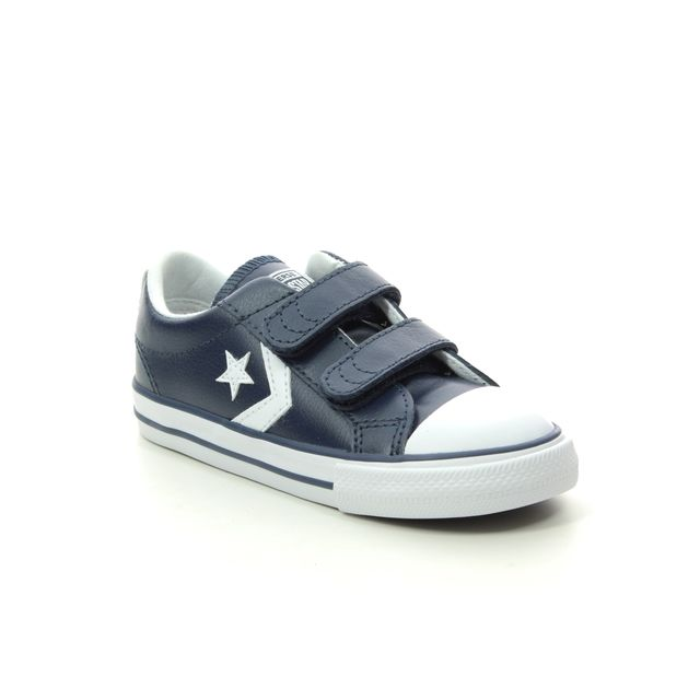 Converse Star Player 2v 746139C-471 Navy trainers