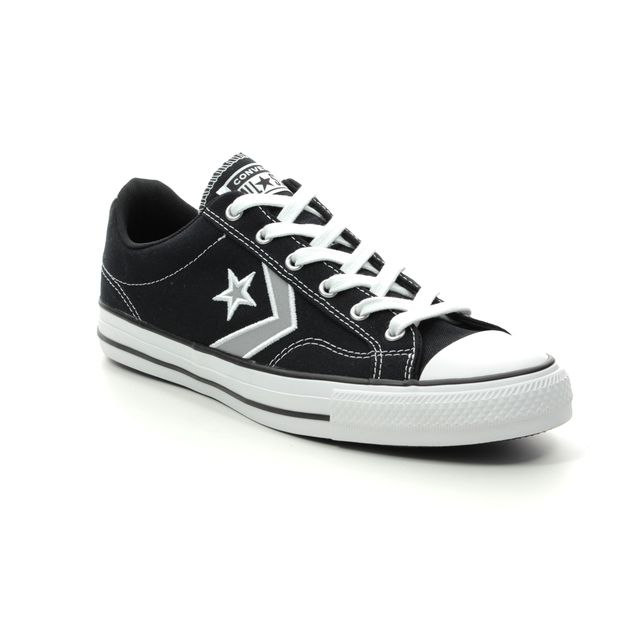 Converse Trainers - Black grey - 164399C STAR PLAYER OX