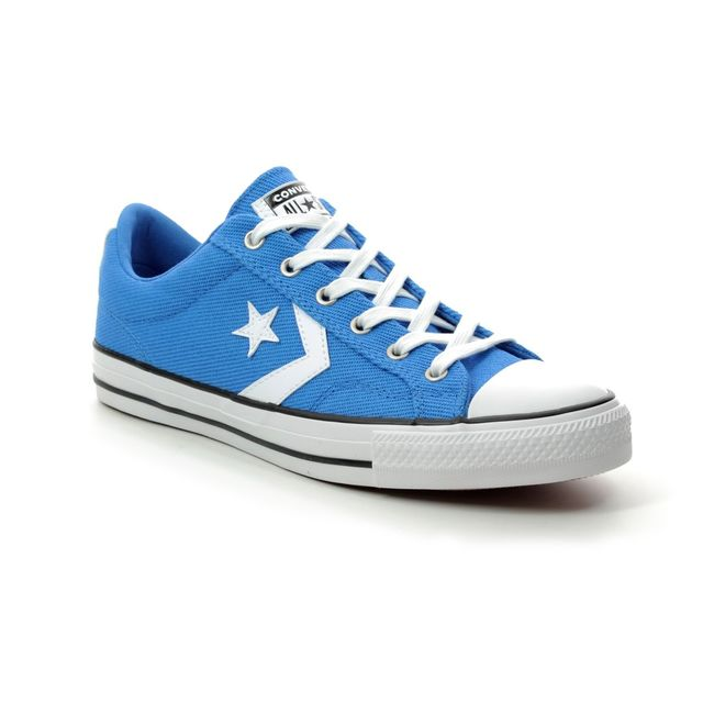 Converse Trainers - Blue - 164858C STAR PLAYER OX