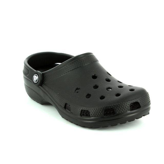 Crocs Comfortable Sandals - Black - 10001/001 CLASSIC