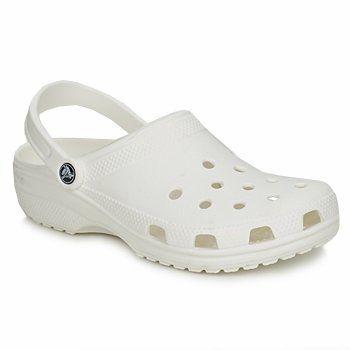 5c4100b9a4014 Crocs Classic 10001-100 White shoes