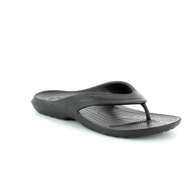 Crocs Mens & Womens - Black - 202635/001 CLASSIC FLIP