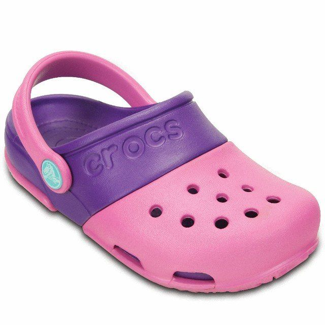 Crocs Electro 51 15608-6CP Pink multi shoes