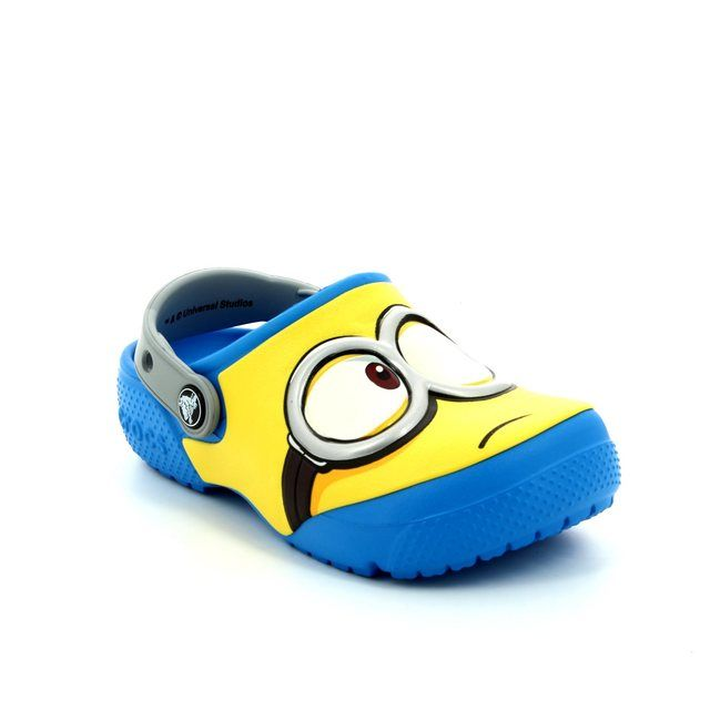 Crocs Funlab Minions 204113-93K Various shoes