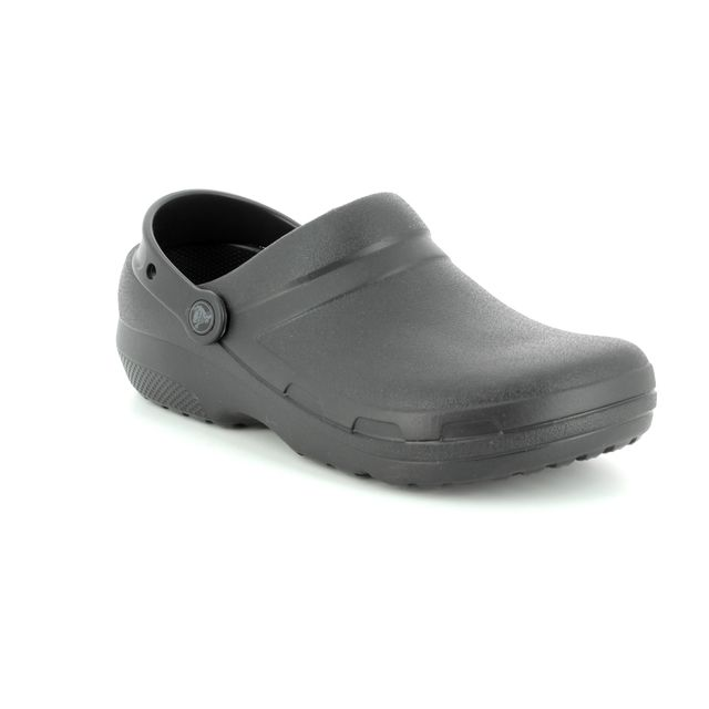 Crocs Mens & Womens - Black - 204590/001 SPECIALIST 2