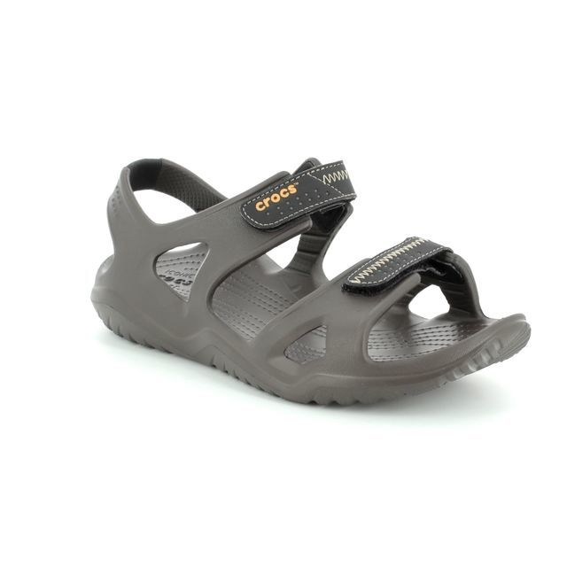 Crocs Sandals - Dark brown - 203965/23K SWIFTWATER RIV