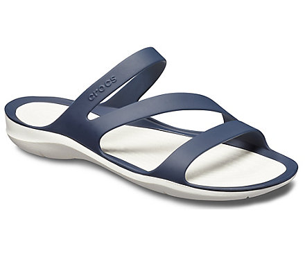 Crocs Swiftwater Sand 203998-462 Navy shoes