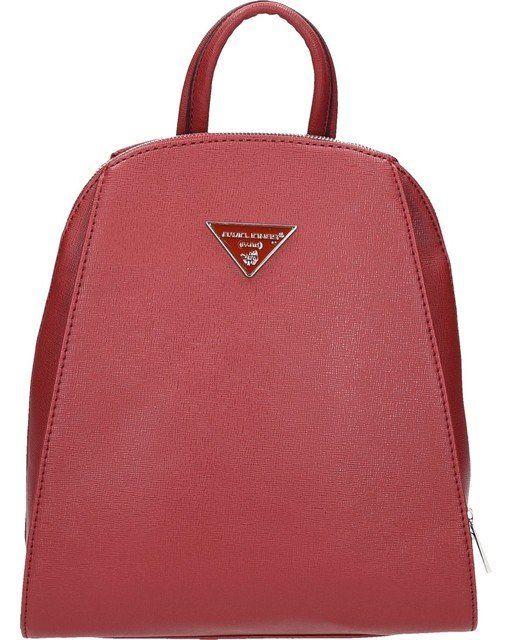 David Jones Backpac 5247-18 Dark Red bags