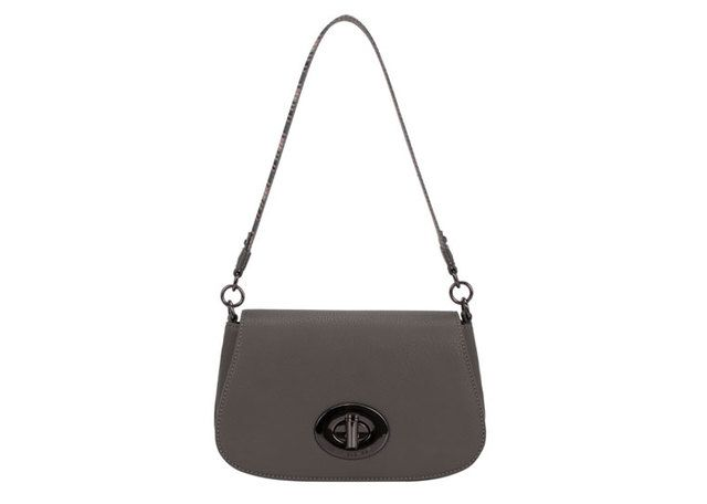 David Jones Cartridge 5603-20 Dark Grey handbag