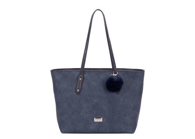 David Jones Cm3217 Shopper 3217-07 Navy bags