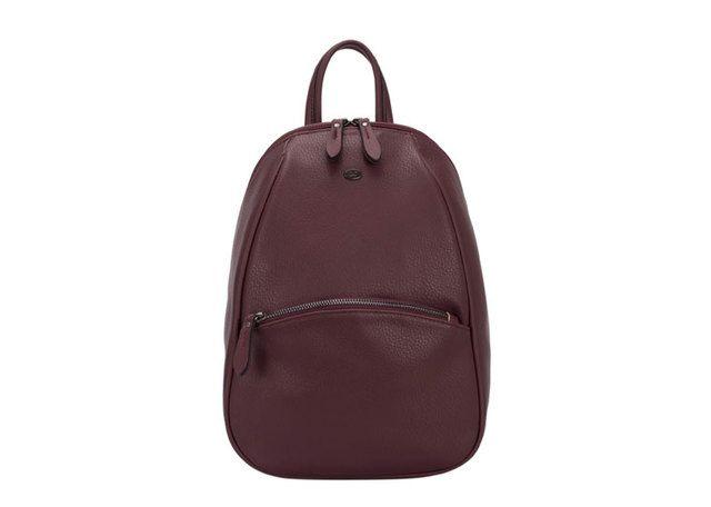 David Jones Handbag - Wine - 3356/48 CM3356A BACKPACK