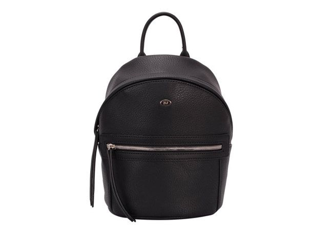 David Jones Handbag - Black - 3520/CM CM3520  SML BACKPACK