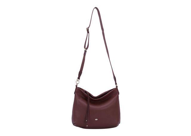 David Jones Cm3554  Softy 3554-CM Dark Red handbag