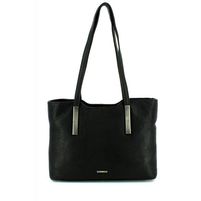 David Jones Everyday Hobo 0829-03 Black handbag