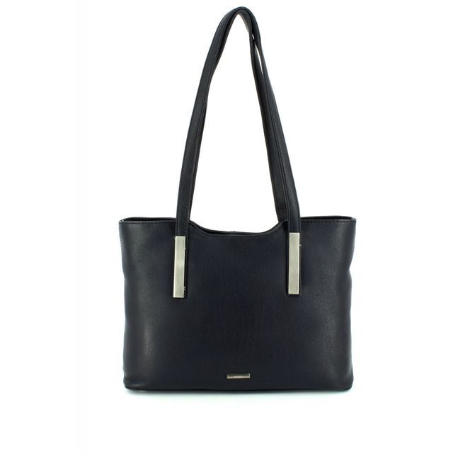Nova Leathers Handbag - Navy - 0829/07 EVERYDAY HOBO