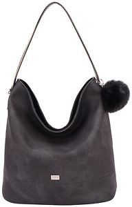 David Jones Handle 5248-23 Black bags