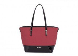 David Jones Hobo 5217-28 Black/red bags
