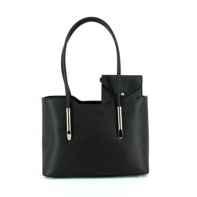 David Jones Handbag - Black - 5511/13 5511-1   HOBO