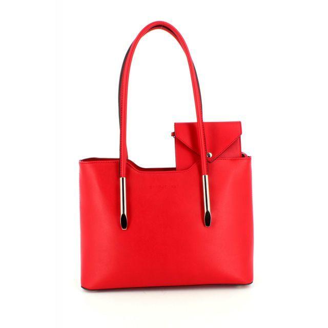 David Jones Hobo 5511-18 Red handbag