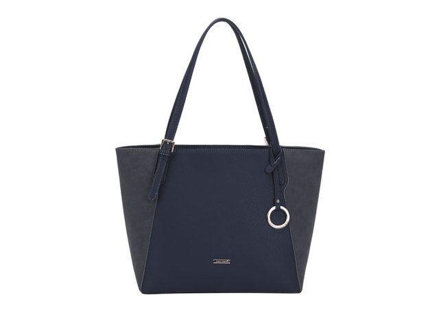 David Jones Large hobo 5606-27 Navy handbag