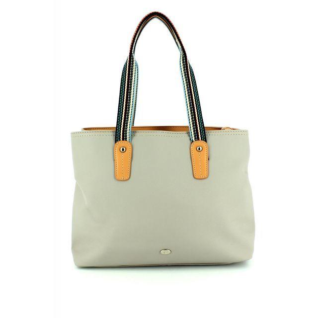 David Jones Nv002 Handles 5002-00 Grey handbag